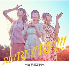 Mia Regina Cover Album CD