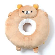 Rilakkuma Donut Cushion