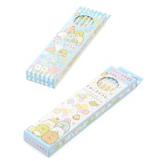 Sumikko Gurashi Go Go School Pencils