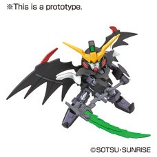 Gundam Wing: Endless Waltz Gundam Deathscythe Hell EW Plastic Model Kit