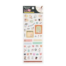 Sentimental Circus Temaneki Kagee no Alice Character Masking Stickers