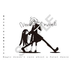 Nevermore!! Postcard Magazine Vol. 01 (Digital Edition)