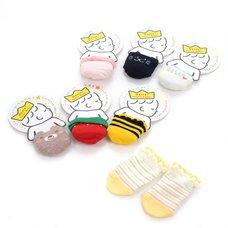 Baby Bloomer Socks for Newborns