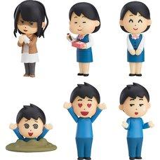 Irasutoya Collectible Figures 01 Box Set