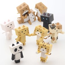 Nyanboard Figure Collection 3 Box Set