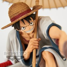 One Piece Banpresto World Figure Colosseum 2 Vol. 6: Monkey D. Luffy