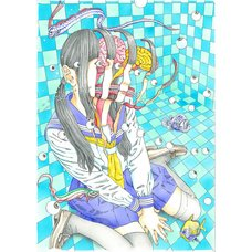 Shintaro Kago Today's Gallery Studio Reproduction Art Print No. 1