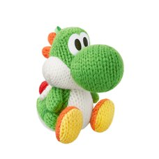 Green Yarn Yoshi amiibo | Yoshi's Wooly World