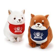 Chuken Mochi Shiba Mochi Mochi Sitting Plush Collection (Big)