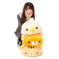 Daramofu-san Minna Nakayoshi Plush Collection (Big)