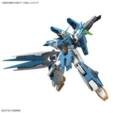 HGBF 1/144 Gundam Build Fighters A-Z Gundam