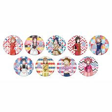 Love Live! Sunshine!! Uranohoshi Girls' High School Store International Official Badge Collection Vol. 3