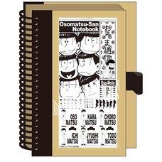 Osomatsu-san Osomatsushin Notebook