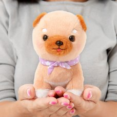 Mameshiba San Kyodai Funwari Yume no Kuni Dog Plush Collection (Standard)