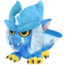 Monster Hunter Lunastra Plush
