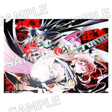 Fantasia Bunko Festival 2019 Slayers Canvas Panel Art