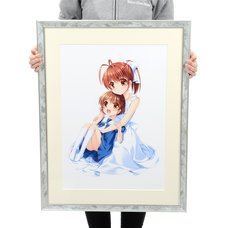 Key 20th Anniversary Clannad Reproduction Artwork