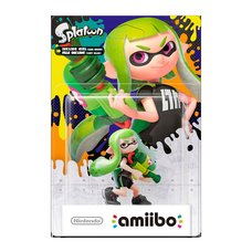 Splatoon Inkling Girl amiibo (Alt Color)