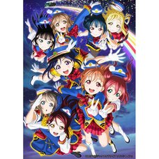 Love Live! Sunshine!! Aqours 2nd LoveLive! HAPPY PARTY TRAIN TOUR Memorial BOX