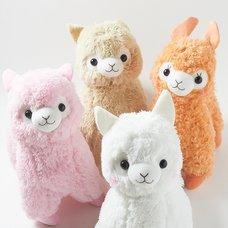 Natural Alpacasso Alpaca Plush Collection (Big)