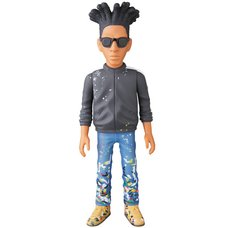 Vinyl Collectible Dolls Jean-Michel Basquiat Sunglasses Ver.