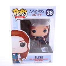 POP! Games No. 36: Assassins Creed Unity - Elise