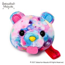 6%DOKIDOKI Time After Time Capsule -Bear- #Day Dream Mascot Clip & Brooch