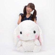 Pote Usa Loppy Shiloppy Rabbit Plush (Super Jumbo)