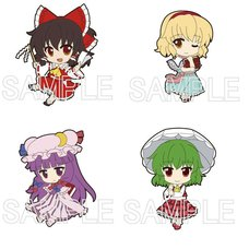 Nendoroid Plus Rubber Strap | Touhou Project - Second Chapter