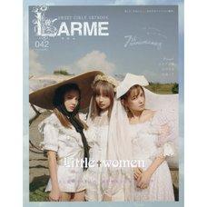 Larme November 2019