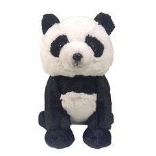 Fluffies Medium Panda Plush