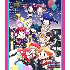 Saint Snow Presents Love Live! Sunshine!! Hakodate Unit Carnival Day 2 Blu-ray