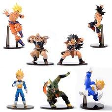 Dragon Ball SCultures Big Figure Collector's Set