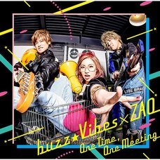 buzz★Vibes x ZAQ Single CD