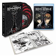 Death Note: Omega Edition Blu-ray