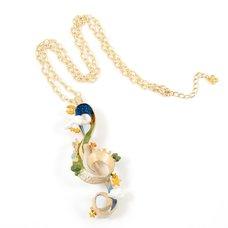 Palnart Poc Treble Clef Necklace