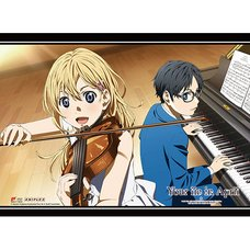 Your Lie in April Ensemble Wall Scroll