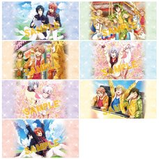 IDOLiSH 7 Big Towel Collection