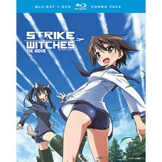 Strike Witches the Movie BD/DVD Combo