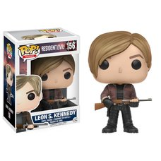 Pop! Games: Resident Evil - Leon Kennedy