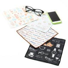 Rilakkuma/Sumikko Gurashi Megane Goods Glasses Cleaning Cloth