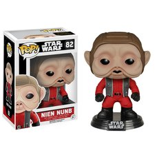 Pop! Star Wars: The Force Awakens - Nien Nunb