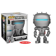 "Pop! Games: Fallout 4 - 6"" Liberty Prime"