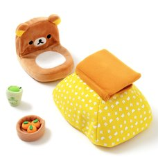 Rilakkuma Warm Kotatsu Lifestyle Set
