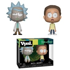 Vynl.: Rick and Morty 2-Pack