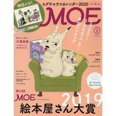 Moe February 2020