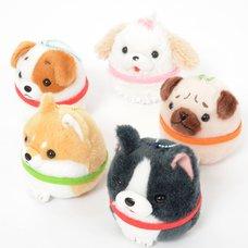Wanko Tai Dog Plush Collection (Ball Chain)