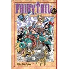 Fairy Tail Vol. 11
