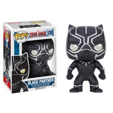 Pop! Captain America: Civil War - Black Panther