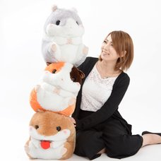 Coroham Coron no Otomodachi Hamster Plush Collection (Big)